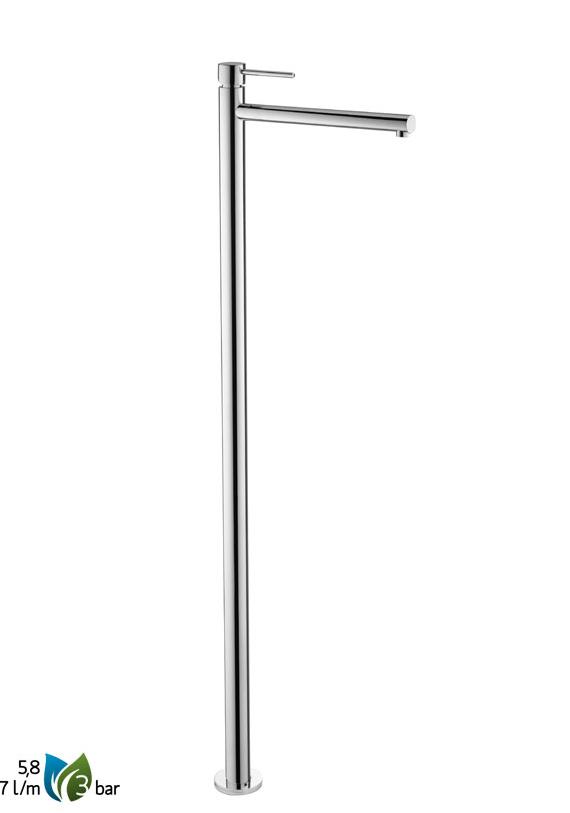 111015FS Wash Basin Floor Standing Mixer CELIN