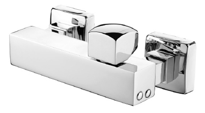 122017 Shower Mixer KING 190 mm