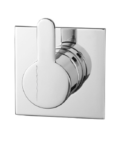 15121012 Concealed 1 way out Shower Mixer BRACA