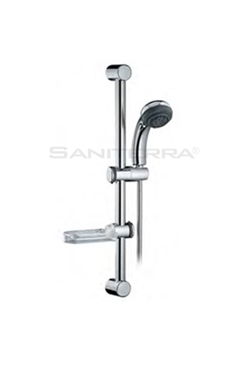 #16101417 Shower Rail Complete with Hand Shower EKO