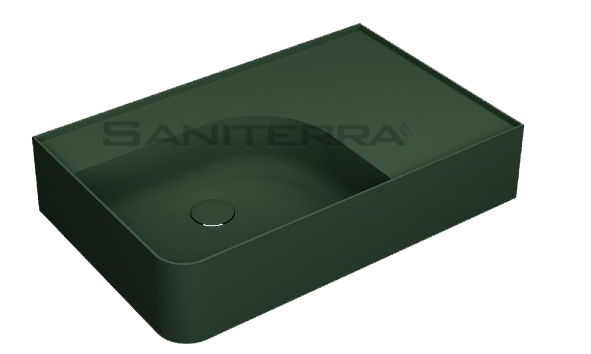 322056 Furniture Washbasin Single Hole Tuscano 750 mm