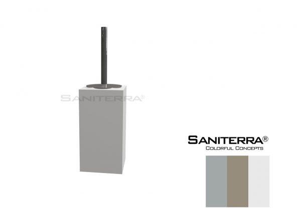 #53201118 SOLID SURFACE Toilet Brush Holder PLAN