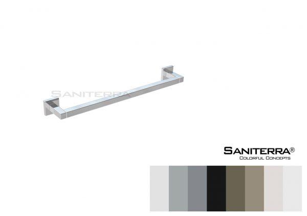 #54201101X Brass Towel Rail PLAN