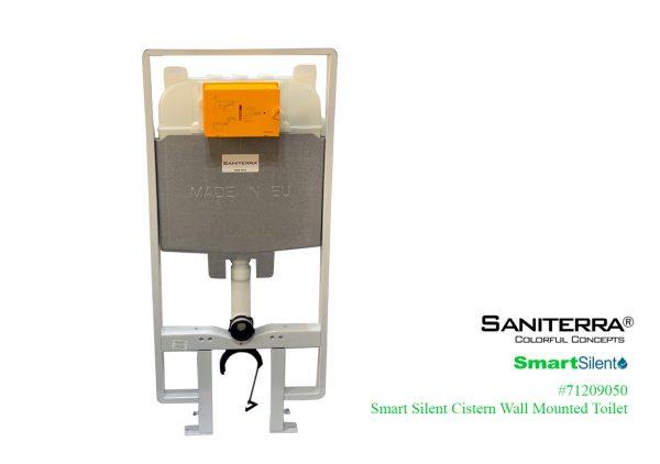 71209050 Smart Silent Cistern WM Toilet